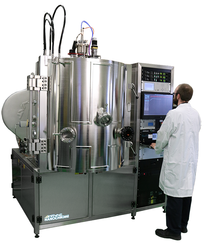 Intlvac Introduces the Nanochrome IV UV VIS Optical Filter Production System